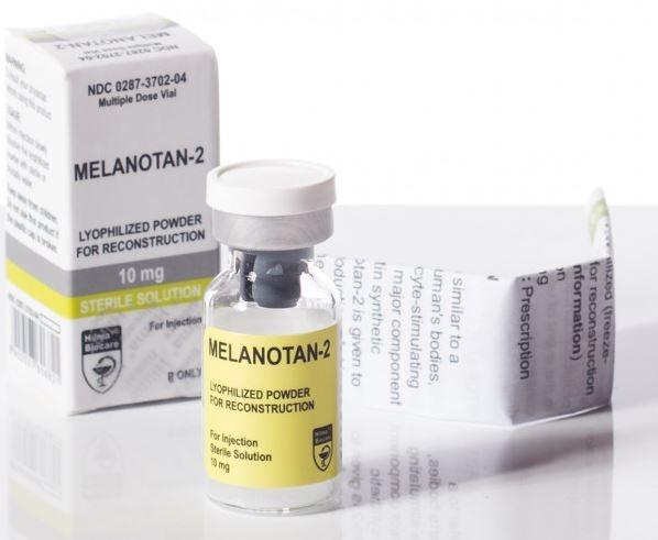 MELANOTAN 2  Tanning injections  - 1
