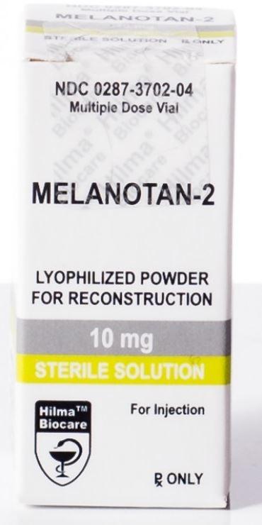 MELANOTAN 2  Tanning injections  - 3